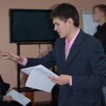Риторика. Написание речи. Тренинг в Киеве