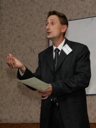 Оратор. Чтение с листа. Киев