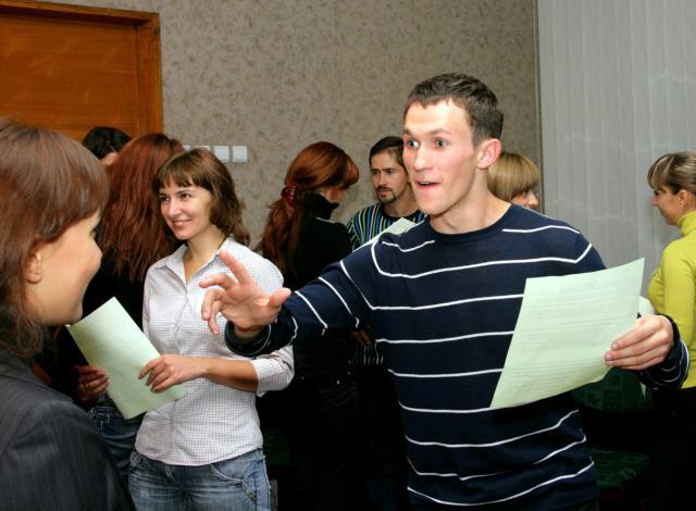 Клуб ораторов в Днепре