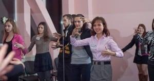 Ораторское искусство. Упражнения для жестов