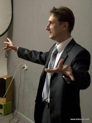 Паузы в речи оратора