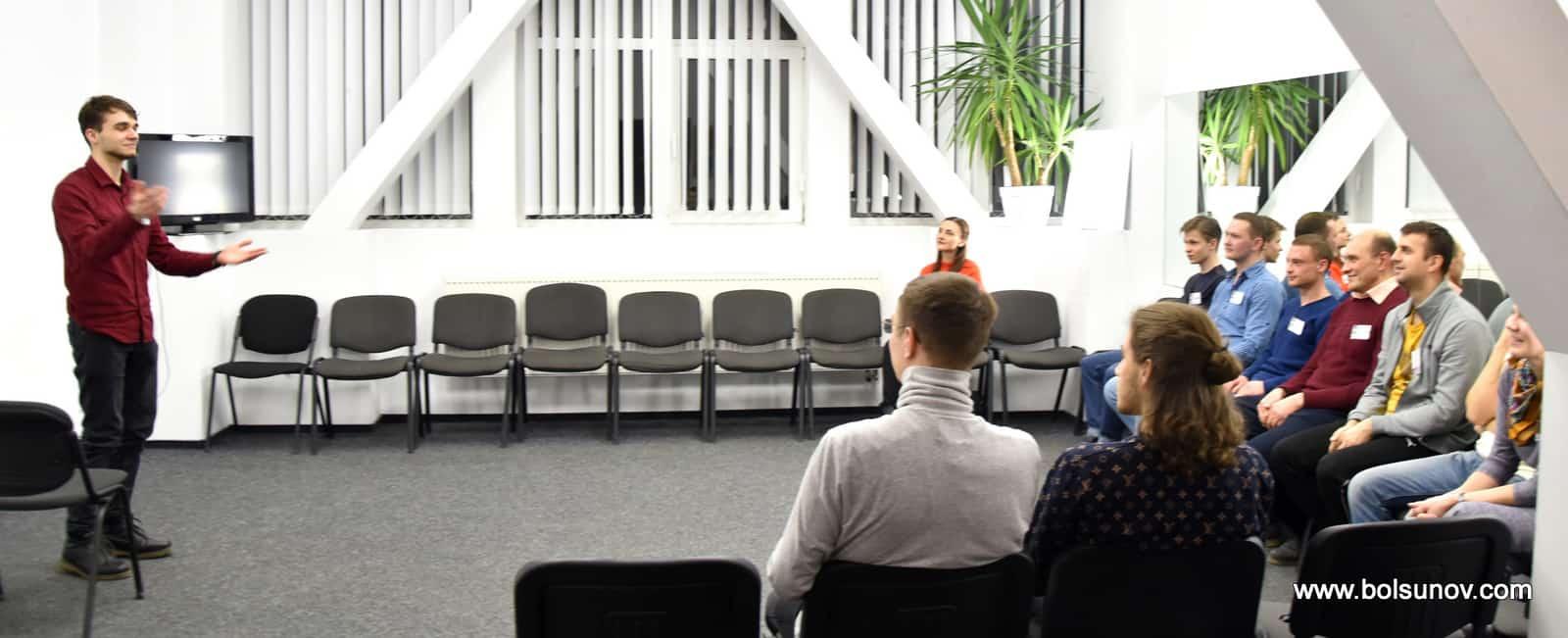 На что похоже обучение ораторскому искусству