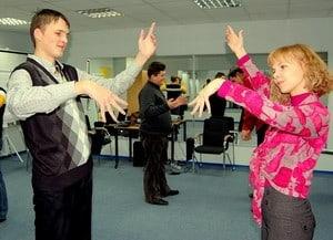 Ораторское искусство. Обучение жестам.