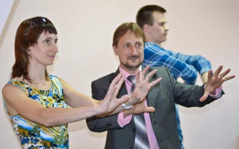 Тренинг проводит Болсунов Олег Игоревич
