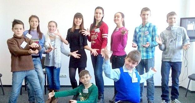 Ораторское искусство для юных ораторов в Днепре по выходным Курсы риторики для детей.