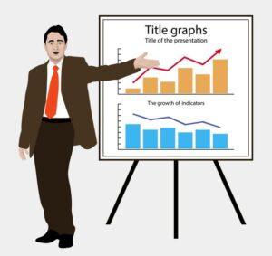 Оратор и графики. Как скучный доклад сделать интересным.