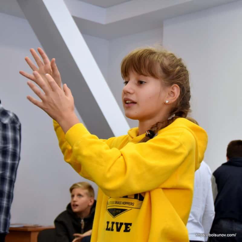 Уроки ораторского искусства для детей