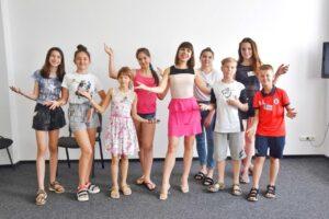 Детские курсы Днепр риторика для школьников