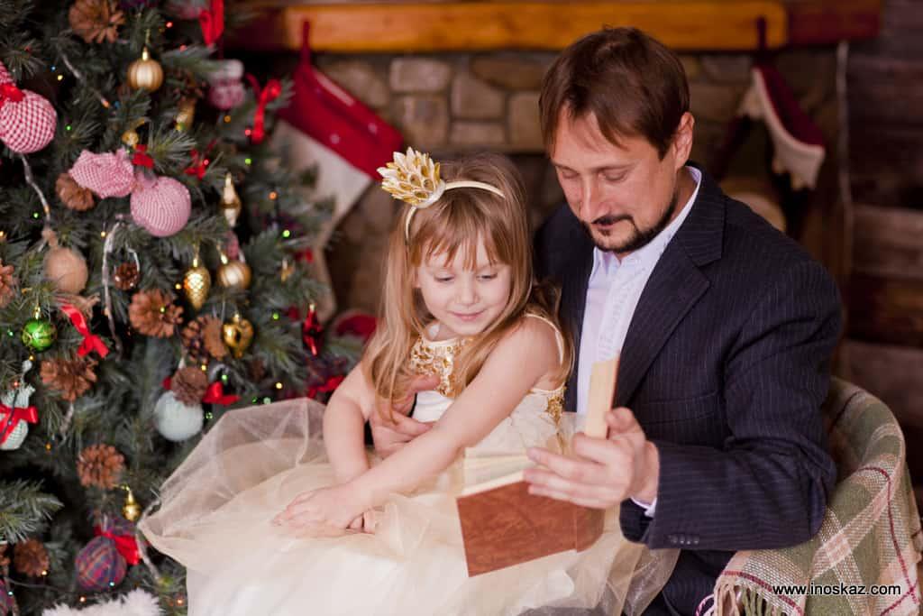 Папа с дочкой. Воспитание и самовоспитание
