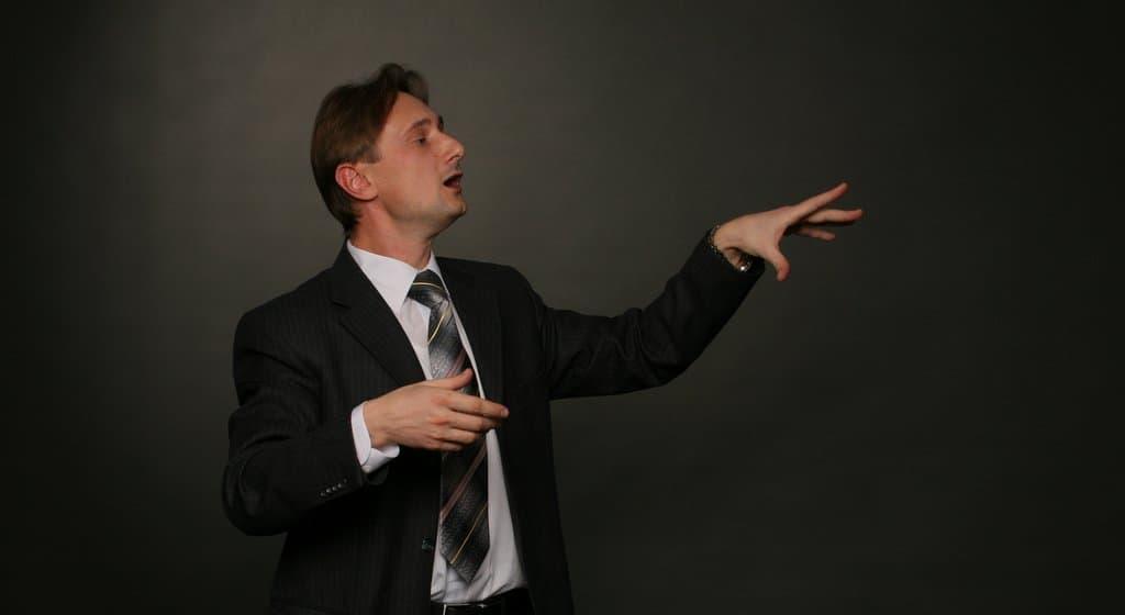 Ораторское искусство. Страх выступлений.