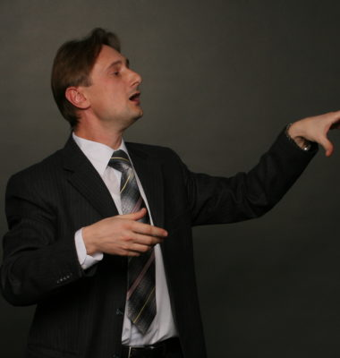 Человек-оратор