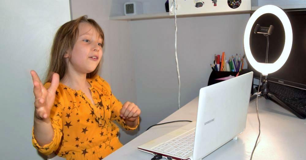 Онлайн обучение ораторскому искусству детей