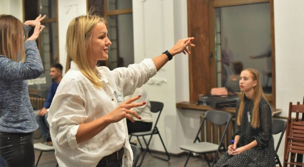 Где обучиться ораторскому искусству? Днепр